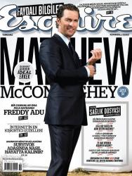 Мэттью МакКонахи на обложках журналов