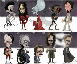 Эволюция персонажей Гэри Олдмена