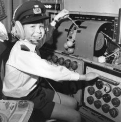 Гэри Олдмен в детстве