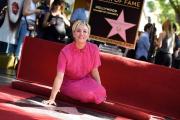 Звезда Кейли Куоко на Аллее славы в Голливуде