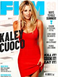 Кейли Куоко в июльском номере журнала FHM UK