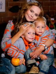 Дети Ксении Новиковой