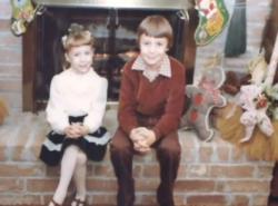 Джим Парсонс в детстве