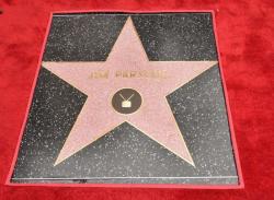 Звезда Джима Парсонса на Аллее славы в Голливуде