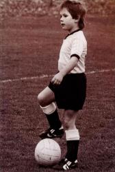 Фрэнк Лэмпард в детстве и молодости