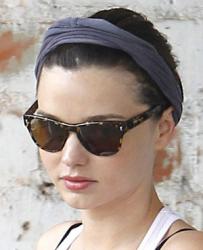 Миранда Керр и ее солнцезащитные очки