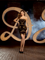 Миранда Керр в рекламной кампании David Jones