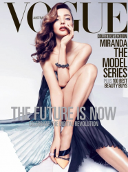 Миранда Керр для Vogue Australia