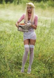 Миранда Керр для V Magazine, сентябрь 2013