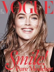 Даутцен Крус для Vogue Germany