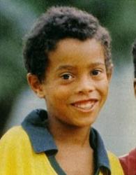 Роналдиньо в детстве
