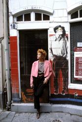 Милен Фармер в фотосессии Бернара Лелу (1986)