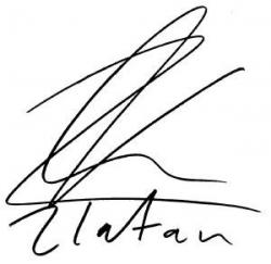 Автограф Златана Ибрагимовича