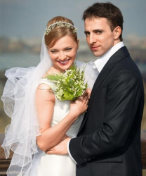 Свадьба Екатерины Вилковой и Ильи Любимова