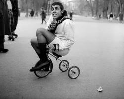 Адриано Челентано в молодости