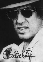 Автограф Адриано Челентано
