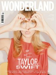 Тэйлор Свифт для Wonderland Magazine