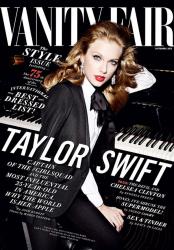 Тэйлор Свифт в фотосессии Марио Тестино для Vanity Fair, сентябрь 2015