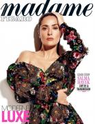 Сальма Хайек для журнала Madame Figaro, май 2015