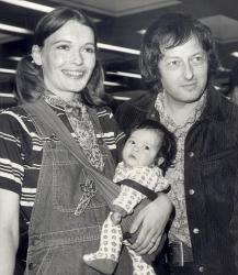 Миа Фэрроу и ее дети