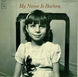 Барбара Стрейзанд в детстве