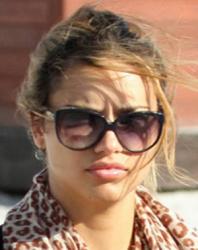 Адриана Лима и ее солнцезащитные очки