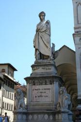 Памятники Данте Алигьери