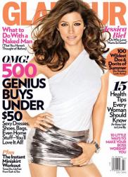 Джессика Бил в журнале Glamour