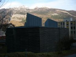 Петер Цумтор: постройки и проекты