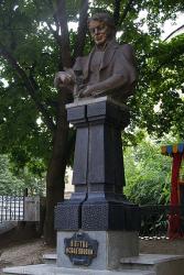 Памятник Григорию Квитке-Основьяненко в Харькове
