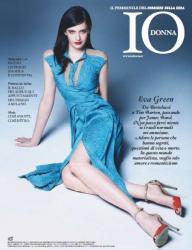 Ева Грин на обложках журналов