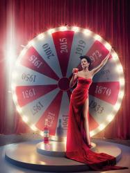 Ева Грин для календаря Campari 2015: за кулисами