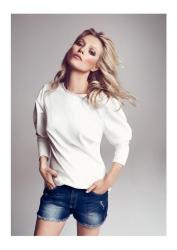 Кейт Мосс в рекламе Mango