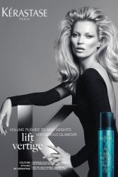 Кейт Мосс в рекламной кампании KÉRASTASE F/W 13.14