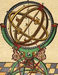 Некоторые астрономические инструменты Тихо Браге