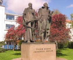 Памятники Тихо Браге
