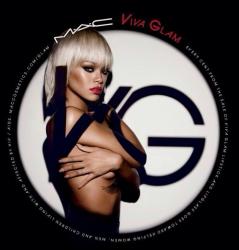 """Рианна в рекламе """"MAC Viva Glam"""""""
