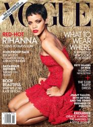 Рианна для Vogue US