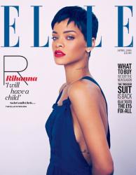 Рианна для Elle UK