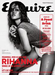Рианна для Esquire UK, декабрь 2014