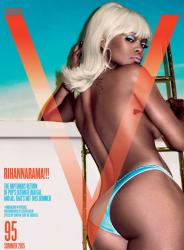 Рианна для V Magazine, лето 2015