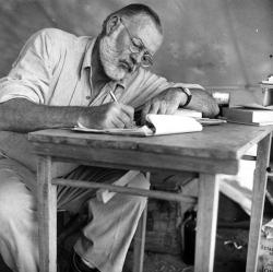 Эрнест Хемингуэй в Кении, 1953 год