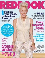Pink! для журнала Redbook
