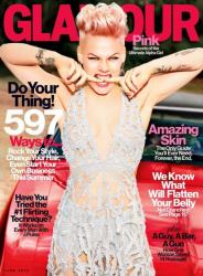 Пинк для июньского выпуска Glamour Magazine (2013)