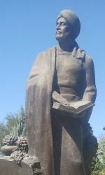 Памятники Омар Хайяму