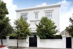Лондонский дом Тома Форда