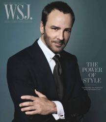 Том Форд и Джоан Смоллс для WSJ Magazine, октябрь 2013