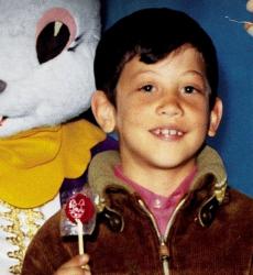 Роб Шнайдер в детстве