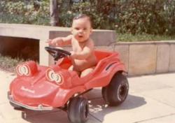 Фелипе Масса в детстве