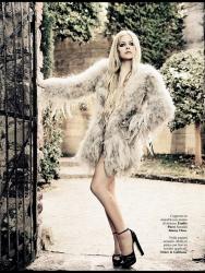 Аврил Лавин для Glamour Italy, август 2013